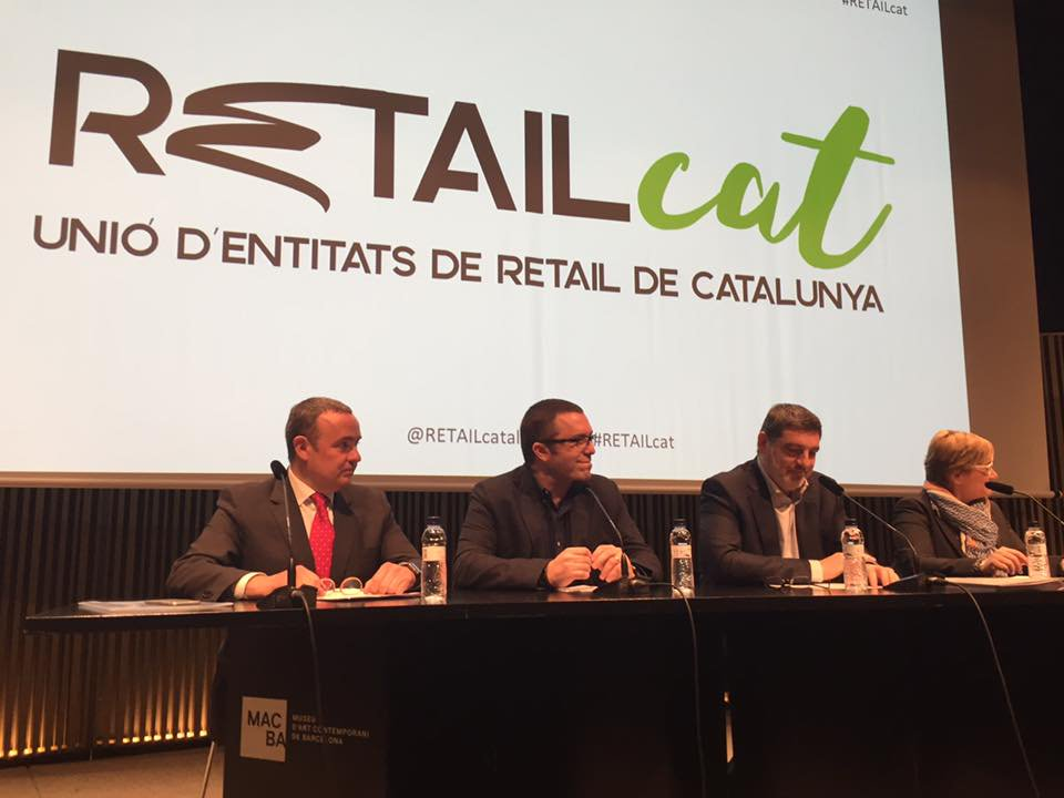 Catalan trade was reorganized under the new brand RETAILcat | Barcelona Oberta