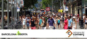 "Presentation of the study, ""Socioeconomic impact of shopping tourism in Barcelona."" 