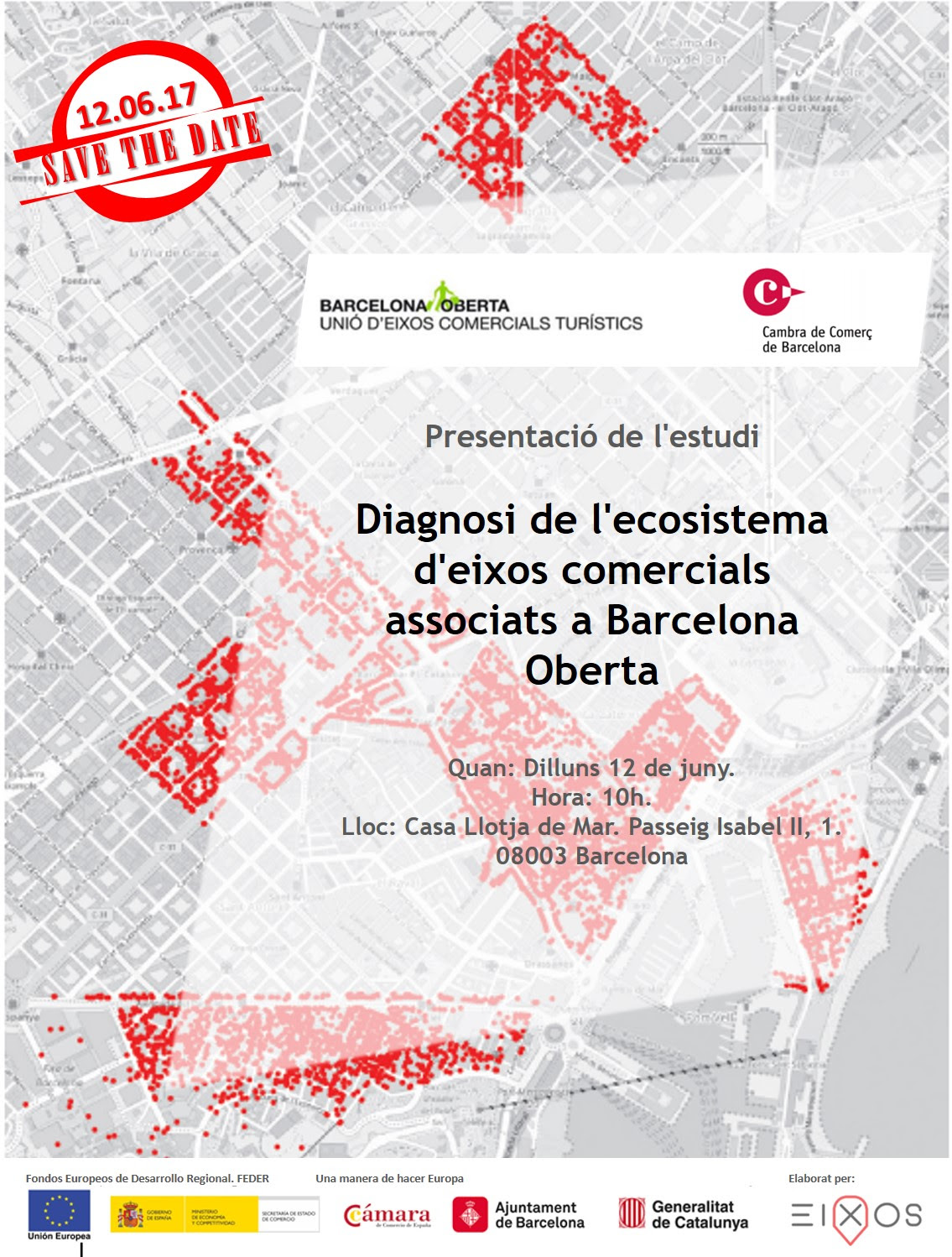 Study Ecosystem Diagnosis of commercial areas | Barcelona Oberta