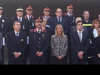 The Institute of Public Security distinguishes Amics de La Rambla for their commitment to the defense of collective values | Barcelona Oberta
