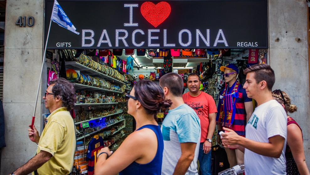 Training session: Shopping tourism – how to manage the opportunity in an area | Barcelona Oberta