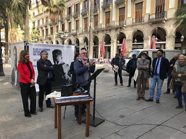 The Association of Friends and Merchants of the Plaza Reial has begun the celebrations of its 20th anniversary | Barcelona Oberta